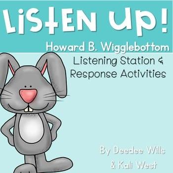 Listening Center: Listen UP! Howard B. Wigglebottom 1