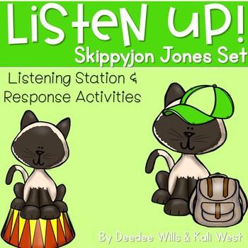 Listening Center: Listen UP! Skippyjon Jones Series 1