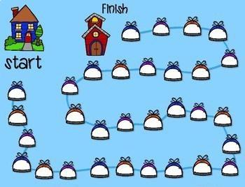 Math Fluency: Cool School Cats Editable 3