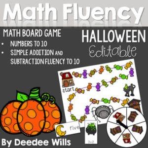 Sight Word Fluency Fall 6
