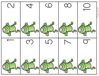 Math Fluency: Spring Editable 3