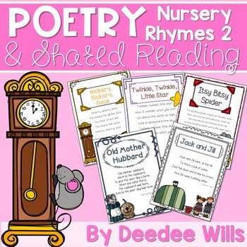 Nursery Rhyme 2 Poetry 1