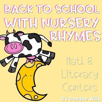 Nursery Rhyme Literacy And Math