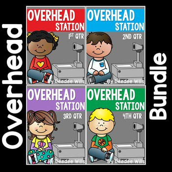 Overhead Station The COMPLETE BUNDLE 1