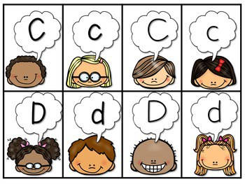 PHONICS ~ SNAP! Letter Identification Phonics Game 3