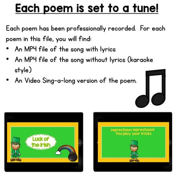 Poetry 1 Music and Video March 3
