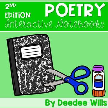 Poetry 2 Interactive Notebooks 1