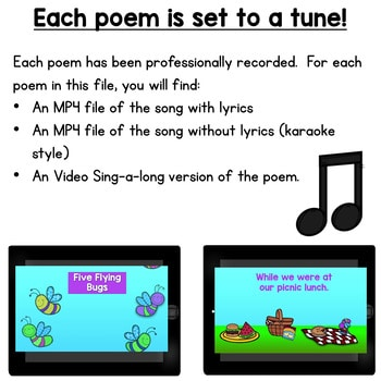 Poetry 2 Music and Video April 3