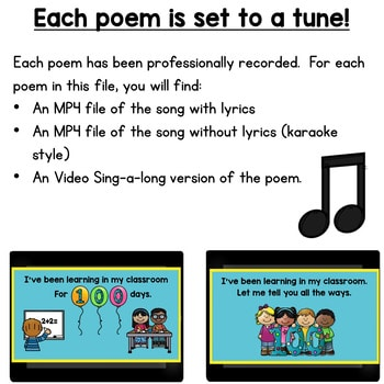 Poetry 2 Music and Video February 3