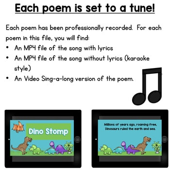 Poetry 2 Music and Video March 3