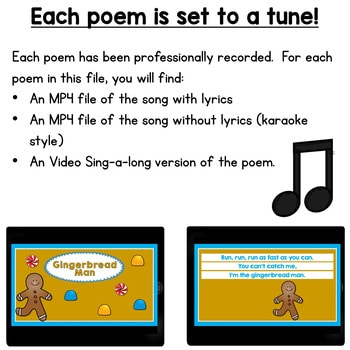 Poetry Music and Video December 3