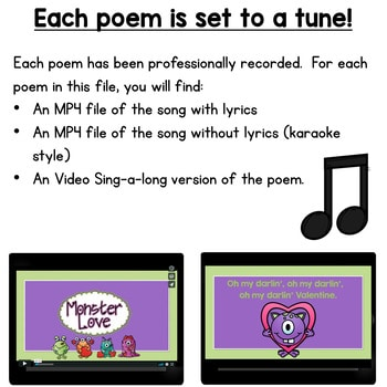 Poetry Music and Video February 3