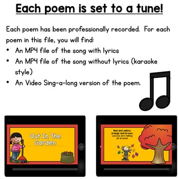 Poetry Music and Video November 2