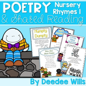 Poetry: Nursery Rhyme Poems 1