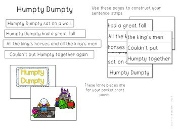 Poetry: Nursery Rhyme Poems 2