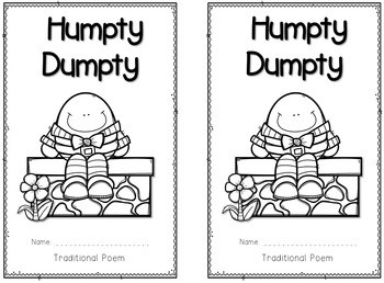 Poetry: Nursery Rhyme Poems 4