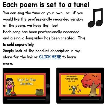 Poetry: Poems for November 2