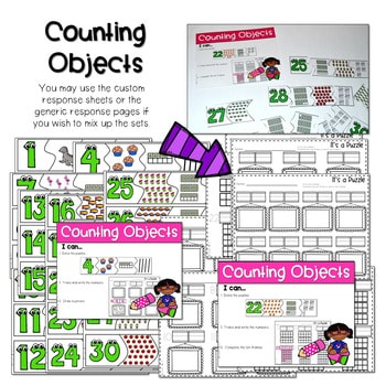 Puzzle Centers and Stations MATH 3