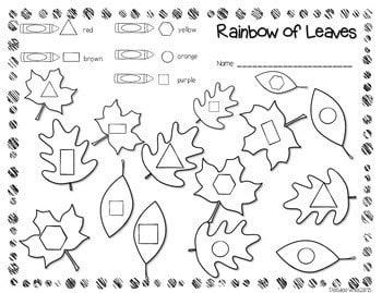Save My INK: November NO PREP Math and Literacy Activities 4