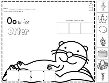 Save My INK: October NO PREP Math and Literacy Worksheets 2