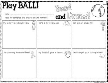 Save My INK: Summer to 1st NO PREP Math and Literacy Worksheets 3
