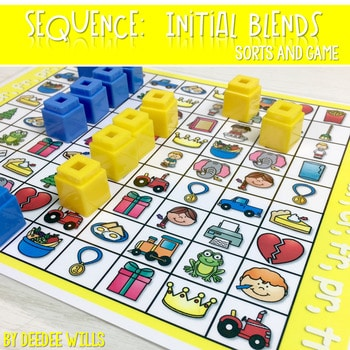 Sequence Game and Sorts for initial blends 1