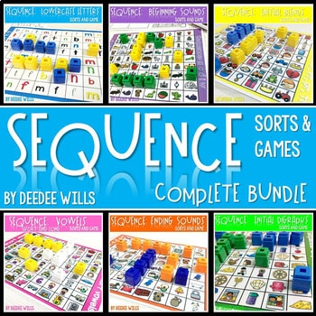 Sequence-The Phonics Bundle 1