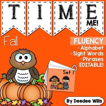 Sight Word Fluency Fall 1