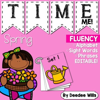 Sight Word Fluency Spring 1