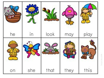 Sight Word Spelling Game ~ Spring ~ Editable 3