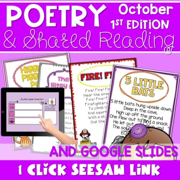 Poetry: Poems for October 1