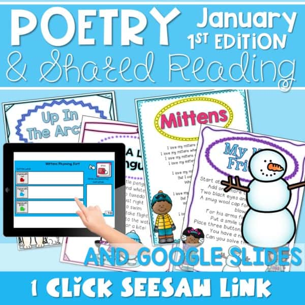 Poetry: Poems for January 1