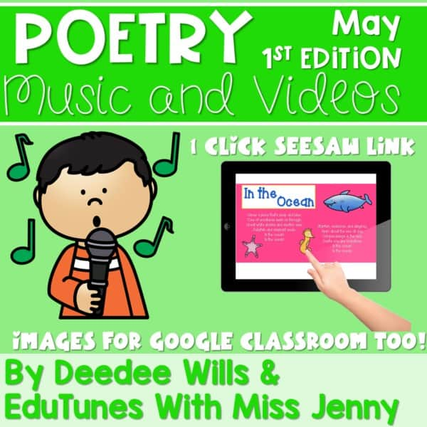 Poetry Music and Video May 1
