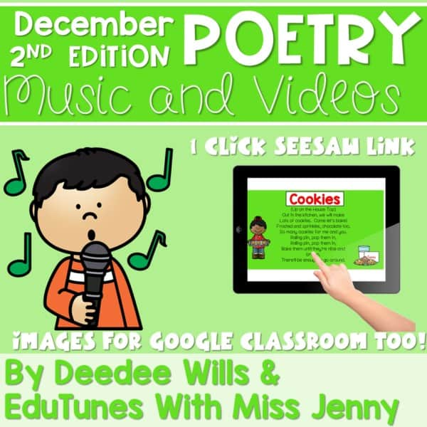 Poetry 2 Music and Video December 1