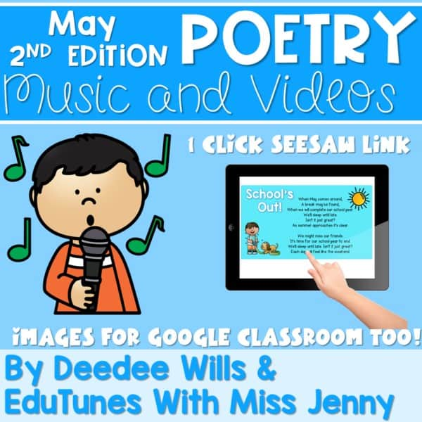 Poetry 2 Music and Video May 1