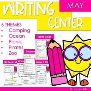 Writing Center for May