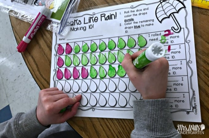 Number sense activities for kindergarten and first grade. Answer the question: What is number sense and why is it important?