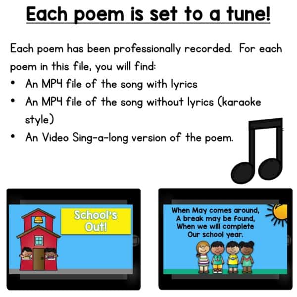 Poetry 2 Music and Video May 2