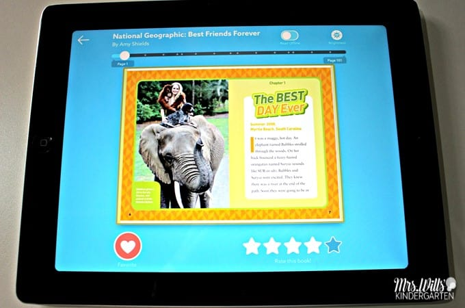 Kindergarten reading apps and best educational games for kids