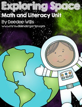 Space Math and Literacy Unit 1
