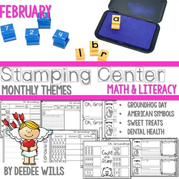 Stamping Center! February 1