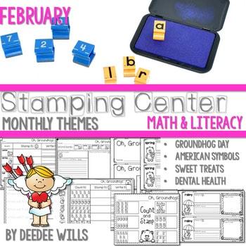 Stamping Center! February 1