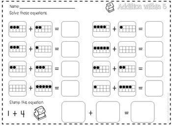 Stamping Center Math Fun-editable 4