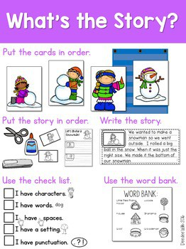 Story Sequence Winter 2