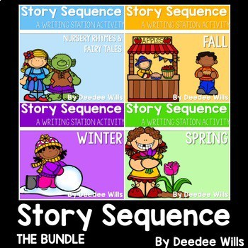 Story Writing Sequence THE BUNDLE 1