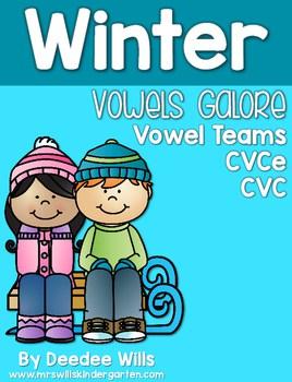 Vowel Teams: Winter 1