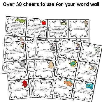Word Explorer Word Study for Kindergarten and 1st grade 4