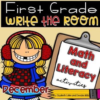 Write the Room 1st Grade: December 1