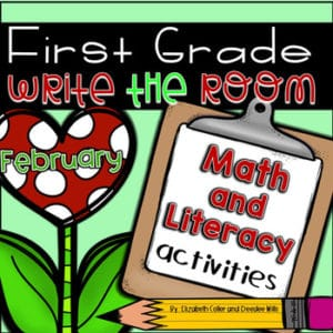 Math Journal Prompts for First-Grade | MARCH 7
