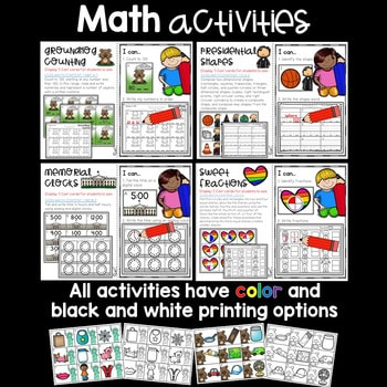 Write the Room 1st Grade: February 4